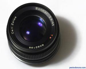 Carl Zeiss Sonnar  85mm F2.8