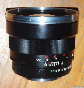 Carl Zeiss 85mm F1.4 Planar ZK T*