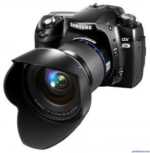 Samsung and Schneider-Kreuznach Lenses