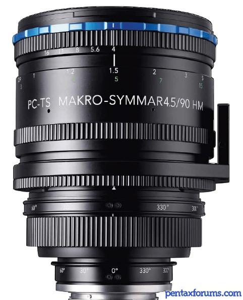 90mm S-T lens