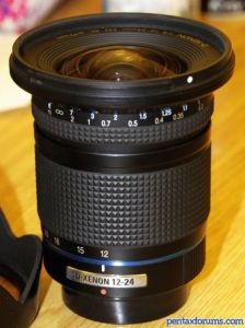 Schneider-Kreuznach (Samsung) 12-24mm F4 ED D-Xenon