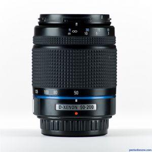 Schneider-Kreuznach (Samsung) 50-200mm F4-5.6 D-Xenon