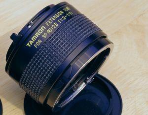 Adaptall 018F 1:1 extension tube for 52B/52BB 90mm macro