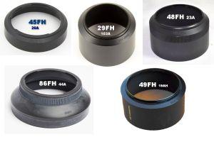 Adaptall lens hoods (all models)
