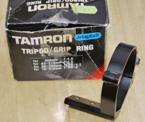 Tamron adaptall lens tripod grip ring