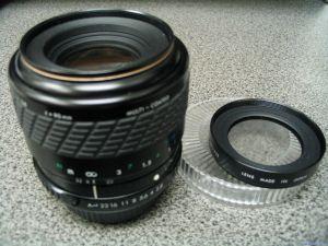 Sigma 90mm F2.8 Macro