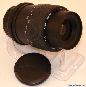 Sigma 50mm F2.8 Macro