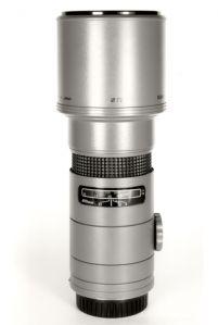 Sigma (AF and MF) 400mm F5.6 APO v2, 1988