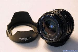 Sigma 24mm F28 Super Wide II