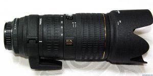 Sigma 70-200mm F2.8 APO EX