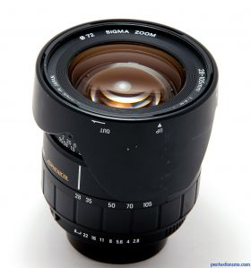 Sigma 28-105mm F2.8-4