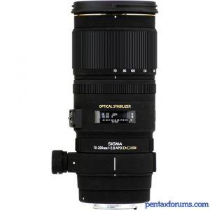 Sigma 70-200mm