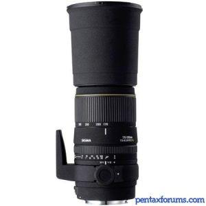 Sigma 170-500mm F5-6.3 APO DG