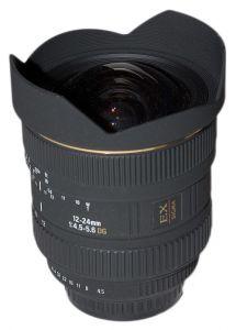 Sigma 12-24mm F4.5-5.6 EX DG Aspherical