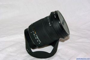 Sigma 17-70mm F2.8-4.5 DC Macro