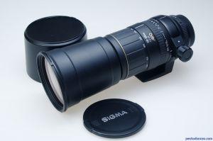 Sigma 170-500mm F5-6.3 APO