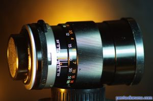 Tamron Adapt-A-matic/fixed mount 135mm F/2.8 Auto