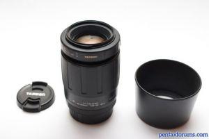 Tamron 278D AF 80-210mm 1:4.5-5.6