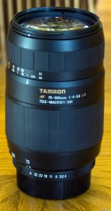 Tamron 75-300mm F4-5.6 LD