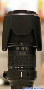 Tamron 70-200mm F2.8 Di LD Macro
