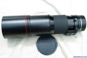 Tokina SD 400mm f/5.6