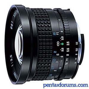 Tokina  ( SL17 / RMC ) 17mm f/3.5