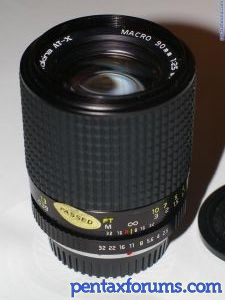 Tokina 90mm f2.5 AT-X Macro