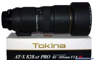 tokina at x 828af pro 80 200mm f2 8 lens reviews tokina lenses. Black Bedroom Furniture Sets. Home Design Ideas