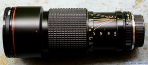 Tokina AT-X SD 80-200mm f2.8