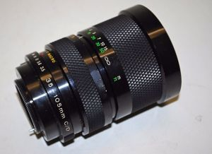 Tokina RMC ( vivitar, hoya, soligor etc) 2-ring 35-105mm f3.5