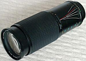 Tokina SZ-X 60-300mm f/4-5.6
