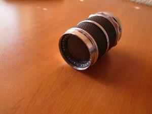 Voigtlander Super-Dynarex 135mm f/4