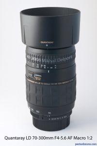 Quantaray 70-300mm F4-5.6 LD Macro 1:2