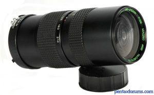 Quantaray 85-210mm f/3.8