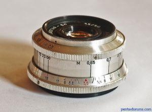 Industar-50 50mm F3.5