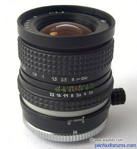 Arsat 35mm F/2.8 PCS H