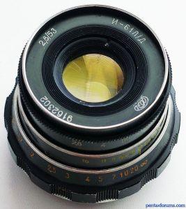 Industar-61 L/D 53mm f2.8