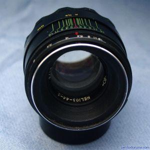 KMZ Helios 44-2 58mm F/2