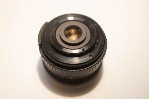 Helios 28mm f2.8 soviet lens