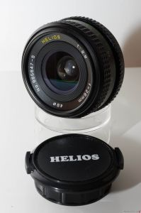 """Helios 28mm f/2.8 (""""Lens Made in Japan"""")"""