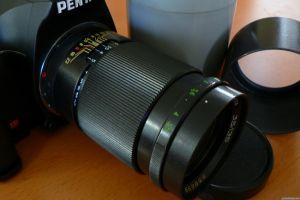 Jupiter-37A 135mm f/3.5