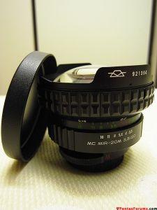 MIR 20mm F3.5 MC