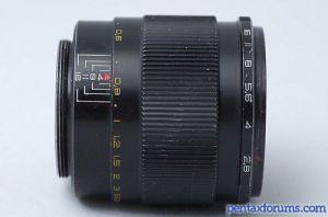 KMZ Industar-61 50mm F2.8 L/Z
