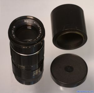 Jupiter 11A 4/135 135mm F4 Lens Reviews - Russian and