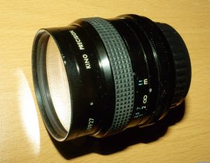 Vivitar (Kiron - serial 22xxxxx) 24mm F2