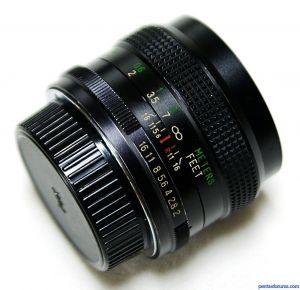 Vivitar (Kiron - serial 22xxxxx) 28mm f2