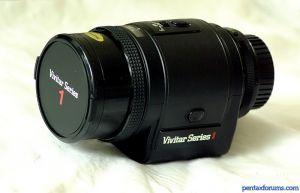 Vivitar 200mm Battery Powered Autofocus.