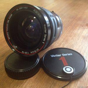 Vivitar 24-70mm f/3.8-4.8 Series 1