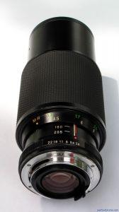 Vivitar 75-205mm F3.8 Macro Focusing
