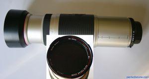 Vivitar Series 1 100-400mm f 4.5-6.7